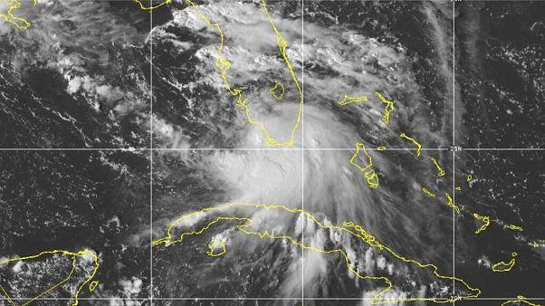 Εικόνα από την καταιγίδα Σάλι που πλήττει τις ΗΠΑ