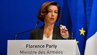 Fransa Savunma Bakanı Florence Parly