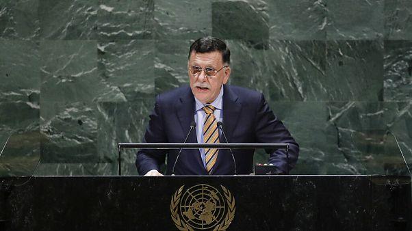 Ливия: Сарадж хочет передать власть