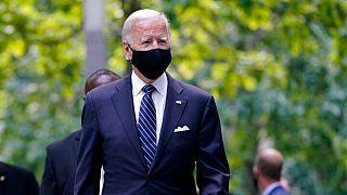 جو بایدن، نامزد حزب دموکرات آمریکا