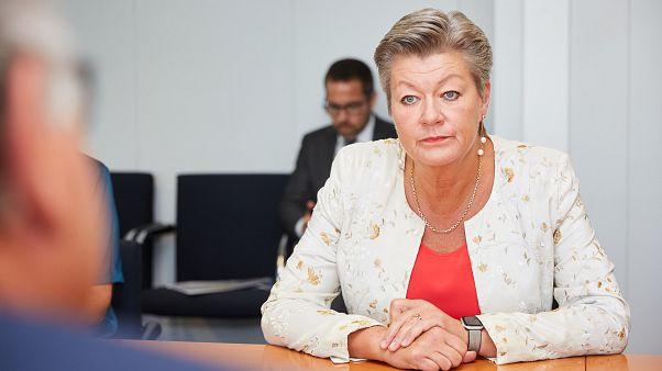 """Klartext im EU-Parlament: """"Neuanfang bei der Migration - jetzt"""""""