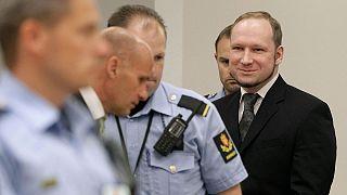 عامل کشتار نروژ در دادگاه