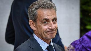 Eski Fransa Cumhurbaşkanı Nicolas Sarkozy