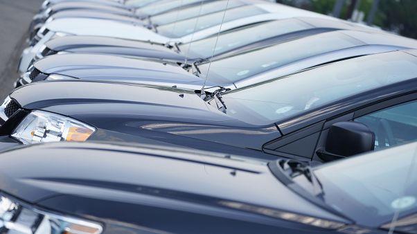 Marché automobile en Europe : net recul des ventes cet été