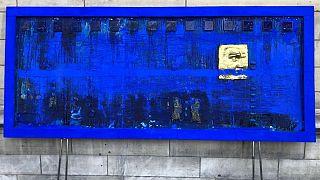 صد دین، صد تابلو؛ آثار شایان خویی در کلیسای مادلن پاریس