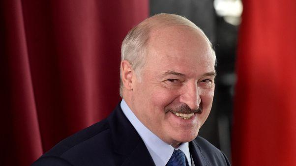 Alexander Lukaschenko (Archivaufnahme)