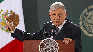 Meksika Devlet Başkanı Andres Obrador