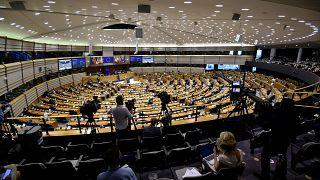 El Parlamento Europeo se niega a reconocer a Lukashenko como presidente de Bielorrusia