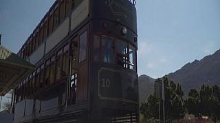 South African Franschhoek Wine Tram Back on Track Post-Lockdown