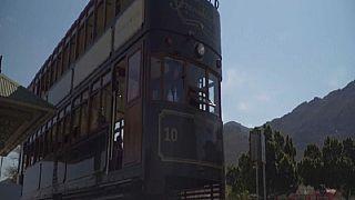 South African Franschhoek Wine Tram Back on Track Post-Lockdown