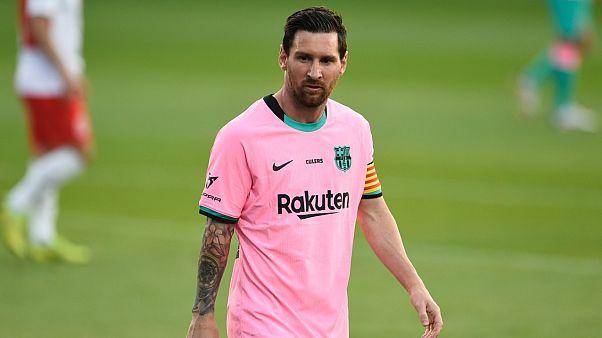 Lionel Messi birçok otorite tarafından dünyanın en iyi futbolcusu olarak gösteriliyor.
