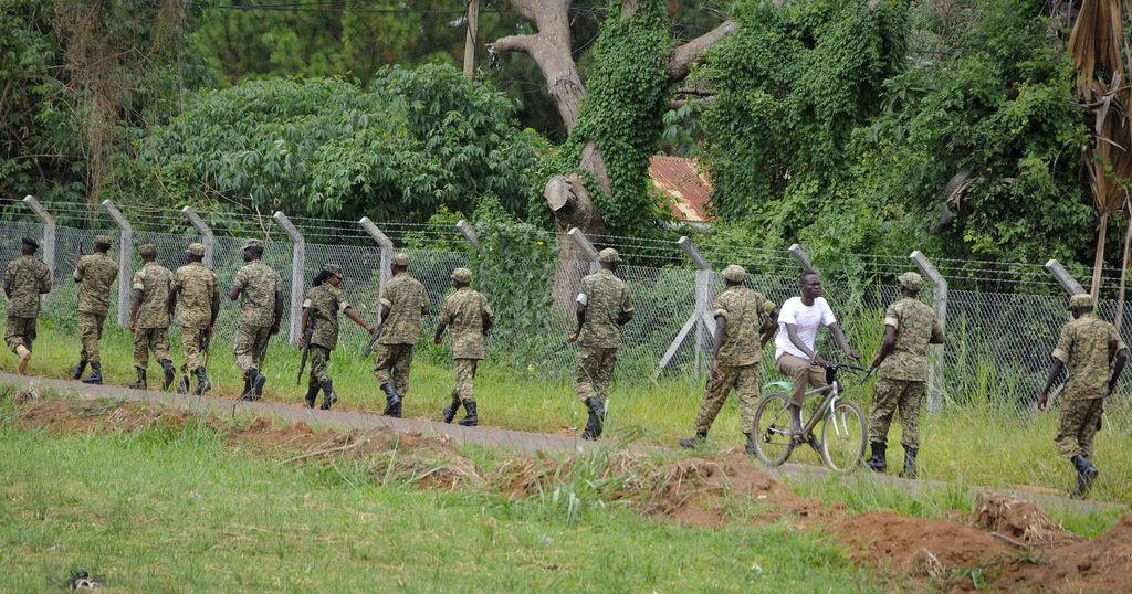 Uganda jail break: More than 200 prisoners escape, some