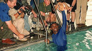 """20 ans après les JO de Sydney, """"Eric l'anguille"""" se souvient de son épopée olympique"""