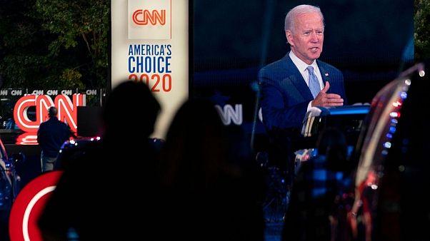 جو بایدن، نامزد دمکراتها در انتخابات ریاست جمهوری آمریکا