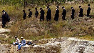 Covid-19 stört jüdisch-orthodoxe Pilgerreise