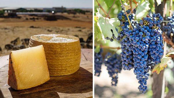 7 τέλειοι συνδυασμοί για βιολογικά τυριά και κρασιά από την Ισπανία