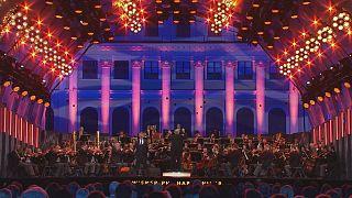 Música e amor voltam a brilhar em Viena