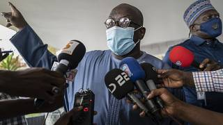 Diack's son slams 'judicial war' in French jail sentence