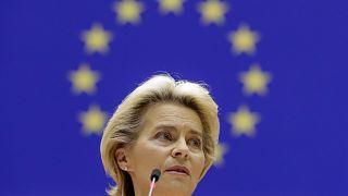 Ursula von der Leyen, az Európai Bizottság elnöke