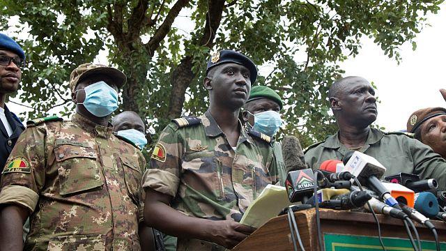 African Union urges Mali junta to restore civilian rule