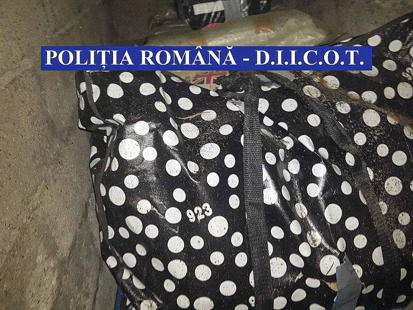 Romanian Police Handout/AP