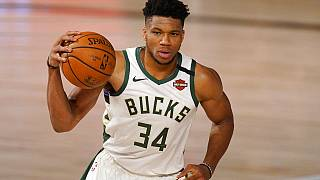 NBA: Giannis Antetokounmpo wins MVP for second consecutive year