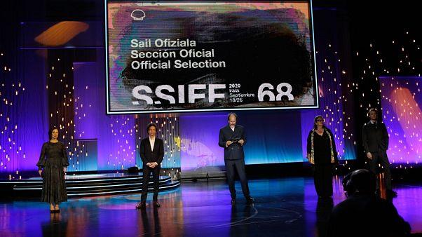 Festival de Cinema de San Sebastian abre com mensagem de solidariedade