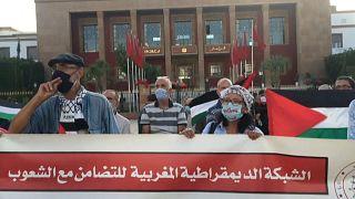 Maroc : Manifestations contre tout rapprochement avec Israël