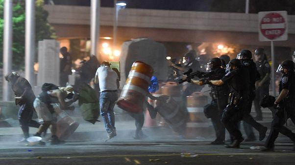 """شهدت روتشستر مواجهات سابقاً بين محتجين والشرطة على خلفيات """"عنصرية"""""""