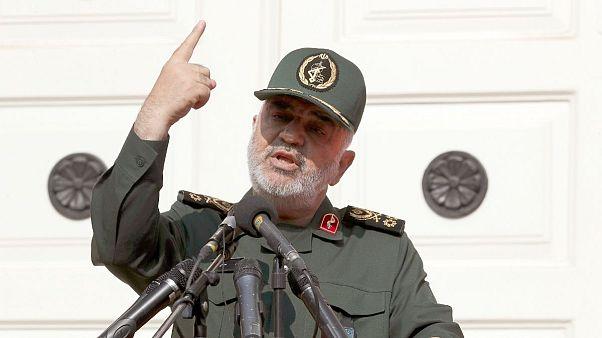 حسین سلامی، فرمانده کل سپاه