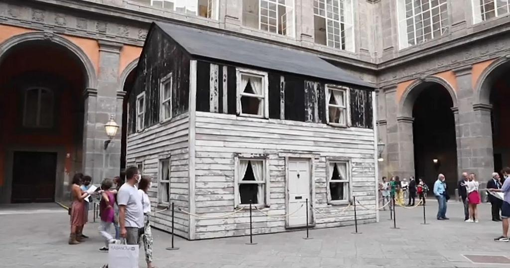Rosa Parks' Detroit Home on Display in Naples