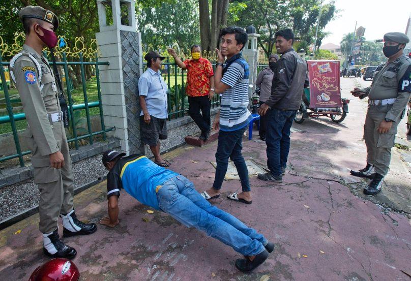 AP Photo/Binsar Bakkara