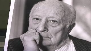 "Photo of Wladyslaw Szpilman ""The Pianist"""