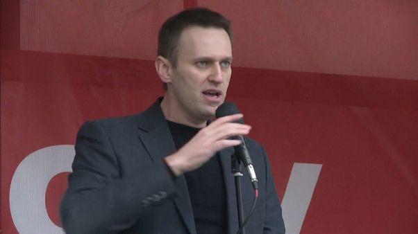 Alexeï Navalny se remet peu à peu