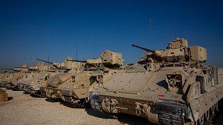 ABD'den Suriye'ye yeni silah teçhizatı sevkiyatı