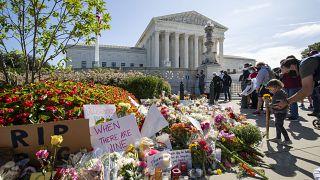 USA: megindult a harc az elhunyt alkotmánybíró székéért