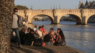 Pandemia de Covid-19 continua a agravar-se pela Europa