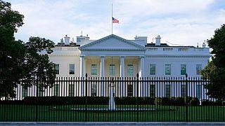 کاخ سفید، آمریکا