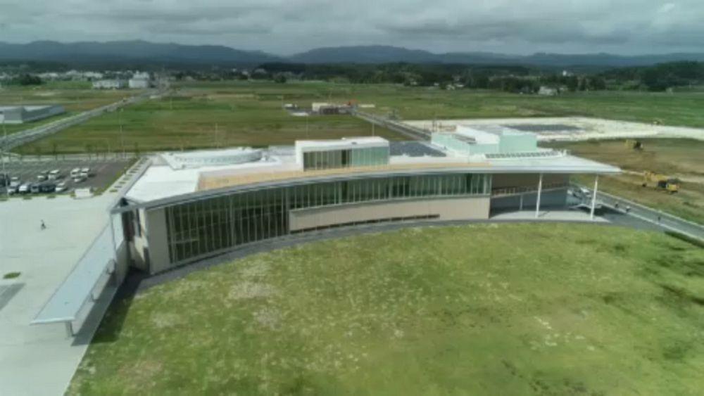 Japonya'da Fukuşima nükleer felaketinin anısına yapılan müze kapılarını açtı