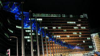Brüksel'deki AB Komisyonu binası