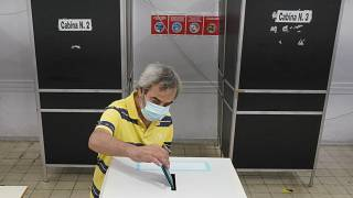 El Gobierno italiano implementó fuertes medidas sanitarias para evitar masivos contagios por coronavirus.