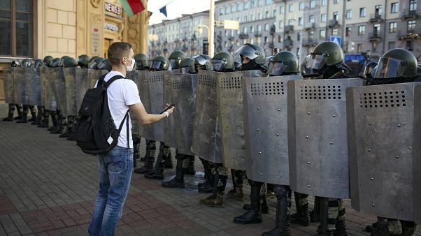 Bélarus : manifester coûte que coûte