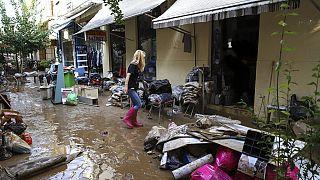 Janosz hurrikán: három halott Görögországban