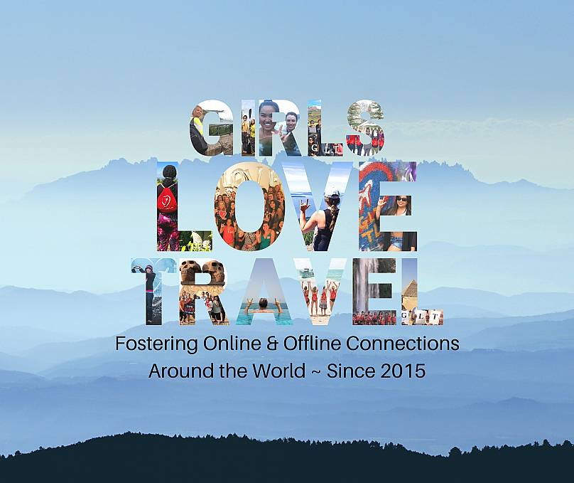 Haley Woods, founder of Girls LOVE Travel
