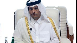 وزير خارجية قطر محمد بن عبد الرحمن بن جاسم آل ثاني