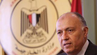 Mısır Dışişleri Bakanı Şokri
