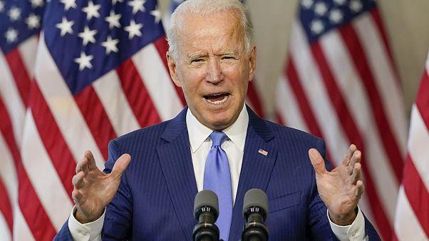 Joe Biden republikánus szenátorokhoz fordult