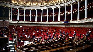 Fransa meclisi, Paris