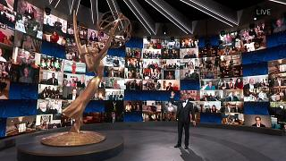The Emmys were held virtually this year due to the pandemic