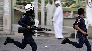 پلیس ضد شورش بحرین؛ عکس تزئینی است
